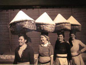Fotografia de data desconhecida. Provavelmente meados dos anos 50 do sec. XX